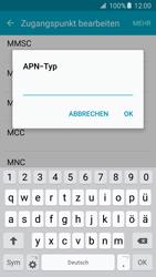 Samsung G903F Galaxy S5 Neo - Internet - Manuelle Konfiguration - Schritt 13