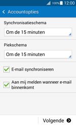 Samsung G357 Galaxy Ace 4 - E-mail - e-mail instellen: POP3 - Stap 17