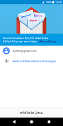 Sony Xperia XZ2 Compact - E-Mail - Konto einrichten (gmail) - 13 / 16