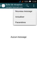 Huawei Y3 - E-mail - Envoi d