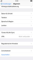 Apple iPhone 8 - iOS 12 - Gerät - Zurücksetzen auf die Werkseinstellungen - Schritt 4