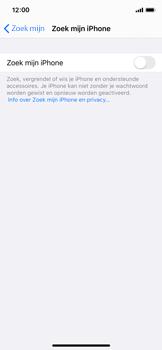 Apple iphone-11-pro-model-a2215 - Beveiliging en ouderlijk toezicht - Zoek mijn iPhone inschakelen - Stap 11
