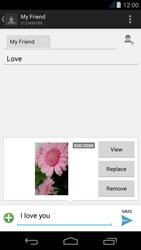 Acer Liquid Jade - MMS - Sending pictures - Step 17
