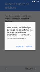 LG G5 - Premiers pas - Créer un compte - Étape 13
