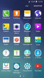 Samsung G903 Galaxy S5 Neo - Internet - navigation sur Internet - Étape 2