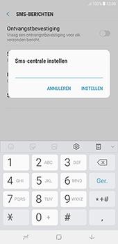 Samsung Galaxy J6 Plus - voicemail - handmatig instellen - stap 9