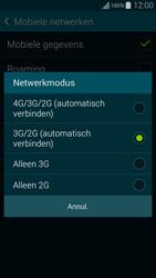 Samsung G850F Galaxy Alpha - Netwerk - Wijzig netwerkmodus - Stap 7
