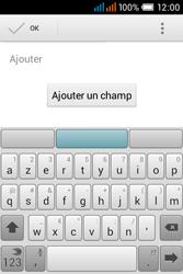 Alcatel OT-4015X Pop C1 - Contact, Appels, SMS/MMS - Ajouter un contact - Étape 10