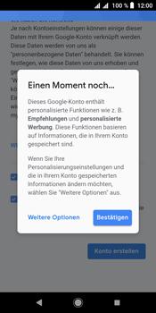 Sony Xperia L3 - Apps - Konto anlegen und einrichten - Schritt 18
