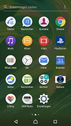 Sony Xperia X - MMS - Erstellen und senden - 1 / 1