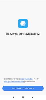 Xiaomi Mi Mix 3 5G - Internet et roaming de données - Navigation sur Internet - Étape 3