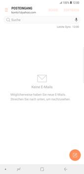 Samsung Galaxy Note9 - E-Mail - 032b. Email wizard - Yahoo - Schritt 6