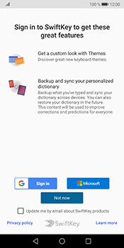 Huawei Mate 10 Pro - Android Pie - Startanleitung - So fügen Sie eine Tastatursprache hinzu - Schritt 6