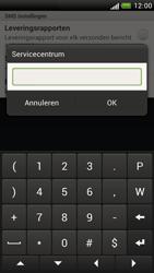 HTC Z520e One S - SMS en MMS - Handmatig instellen - Stap 6