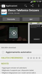 HTC One S - Applicazioni - Installazione delle applicazioni - Fase 11