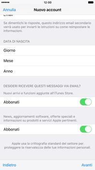 Apple iPhone 6 Plus iOS 9 - Applicazioni - Configurazione del negozio applicazioni - Fase 17