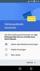 Sony Xperia XZ - Apps - Konto anlegen und einrichten - 19 / 22