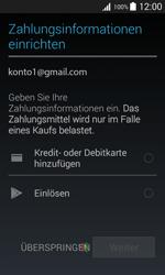 Samsung G318H Galaxy Trend 2 Lite - Apps - Konto anlegen und einrichten - Schritt 17