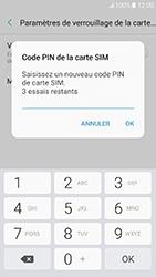 Samsung Galaxy A5 (2017) (A520) - Sécuriser votre mobile - Personnaliser le code PIN de votre carte SIM - Étape 9