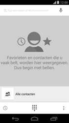 Motorola Moto G - voicemail - handmatig instellen - stap 4