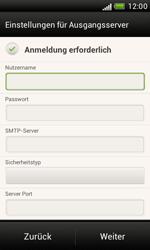 HTC Desire X - E-Mail - Konto einrichten - 2 / 2