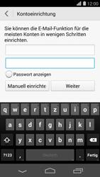 Huawei Ascend P7 - E-Mail - Konto einrichten (yahoo) - 7 / 12