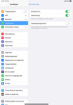 Apple ipad-pro-10-5-inch-met-ipados-13-model-a1709 - Buitenland - Internet in het buitenland - Stap 7