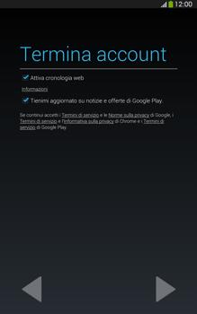 Samsung Galaxy Tab 3 8-0 LTE - Applicazioni - Configurazione del negozio applicazioni - Fase 17