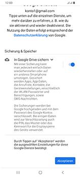 Samsung Galaxy A70 - Apps - Einrichten des App Stores - Schritt 19