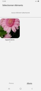 Samsung Galaxy A80 - Contact, Appels, SMS/MMS - Envoyer un MMS - Étape 19