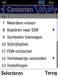 Samsung Xcover 550 (SM-B550H) - Contacten en data - Contacten overzetten via Bluetooth - Stap 5