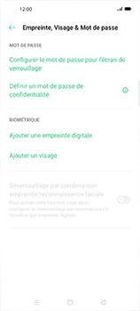 Oppo Find X2 Neo - Sécuriser votre mobile - Activer le code de verrouillage - Étape 5