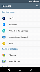 Sony Xperia XA - Android Nougat - Wifi - configuration manuelle - Étape 3