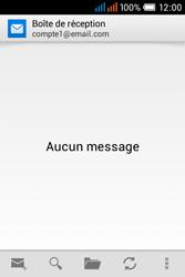Alcatel OT-4015X Pop C1 - E-mails - Ajouter ou modifier un compte e-mail - Étape 4