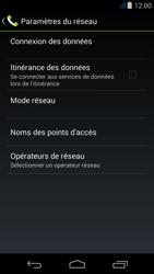 Acer Liquid Jade - Internet - désactivation du roaming de données - Étape 7