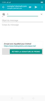 Oppo A9 2020 - E-mails - Envoyer un e-mail - Étape 7