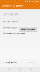 Wiko U-Feel Lite - E-mail - Configuration manuelle (outlook) - Étape 11