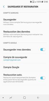 Samsung Galaxy A6 - Aller plus loin - Gérer vos données depuis le portable - Étape 14