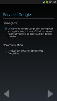 Samsung Galaxy Note 3 - Applications - Créer un compte - Étape 14