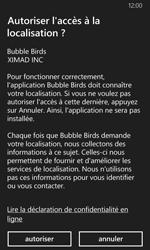 Nokia Lumia 635 - Applications - Créer un compte - Étape 9