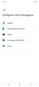 Samsung Galaxy S20+ - E-mails - Ajouter ou modifier votre compte Gmail - Étape 8