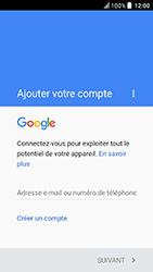 HTC U Play - Applications - Créer un compte - Étape 4