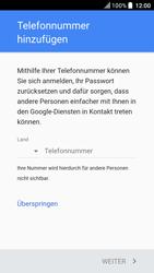 HTC U Play - Apps - Konto anlegen und einrichten - 14 / 22