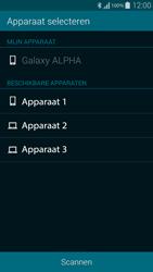 Samsung Galaxy Alpha (G850F) - contacten, foto
