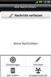 HTC A510e Wildfire S - SMS - Manuelle Konfiguration - Schritt 5