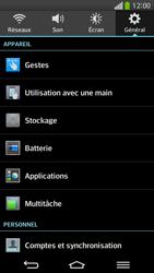 LG D955 G Flex - Applications - Comment désinstaller une application - Étape 5