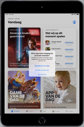 Apple iPad mini 4 - iPadOS 13 - Apps - apps updaten - Stap 4