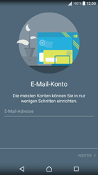 Sony F3111 Xperia XA - E-Mail - Konto einrichten (yahoo) - Schritt 6