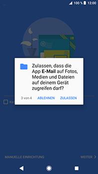 Sony Xperia XZ2 Premium - E-Mail - Konto einrichten (outlook) - Schritt 12