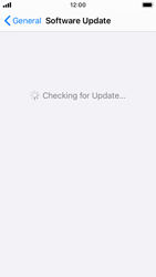 Apple iPhone SE - iOS 14 - Software - Installing software updates - Step 5